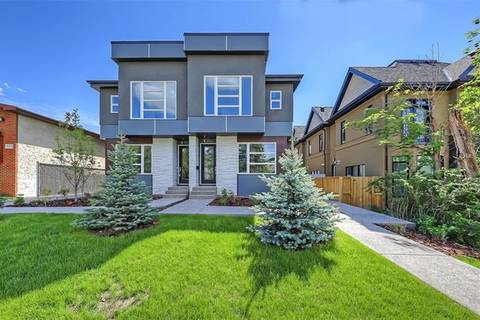 Townhouse for sale at 1936 25a St Southwest Unit 1 Calgary Alberta - MLS: C4253597