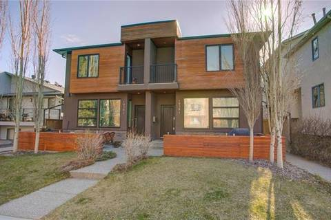 Townhouse for sale at 1938 33 St Southwest Unit 1 Calgary Alberta - MLS: C4241843