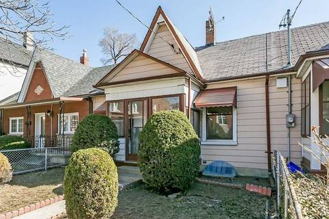 Townhouse for sale at 11 Palmerston Ave Toronto Ontario - MLS: C4393322