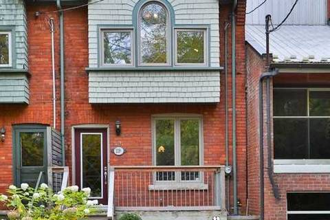 Townhouse for sale at 119 Marlborough Ave Toronto Ontario - MLS: C4634458