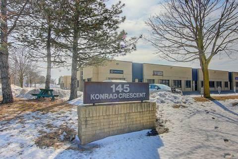 Home for sale at 145 Konrad Cres Unit 1 & 2 Markham Ontario - MLS: N4706111