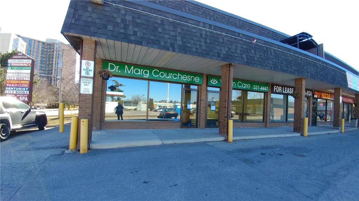 Commercial property for lease at 5291 Lakeshore Rd Apartment 1-2 Burlington Ontario - MLS: H4068654