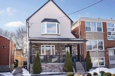 House for sale at 604 Harvie Ave Toronto Ontario - MLS: W4695013