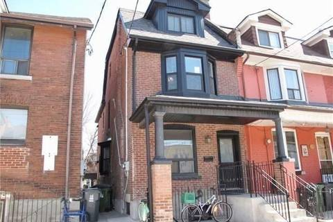 Townhouse for sale at 859 Bathurst St Toronto Ontario - MLS: C4649258