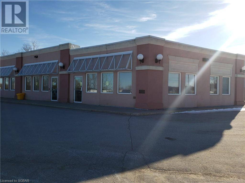Commercial property for lease at 2 Aberdeen Blvd Apartment 1 Midland Ontario - MLS: 242242