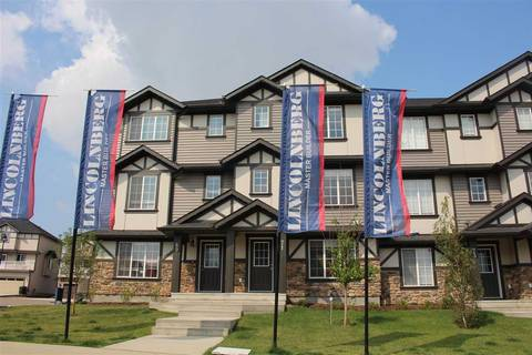 Townhouse for sale at 20 Augustine Cres Unit 1 Sherwood Park Alberta - MLS: E4159154