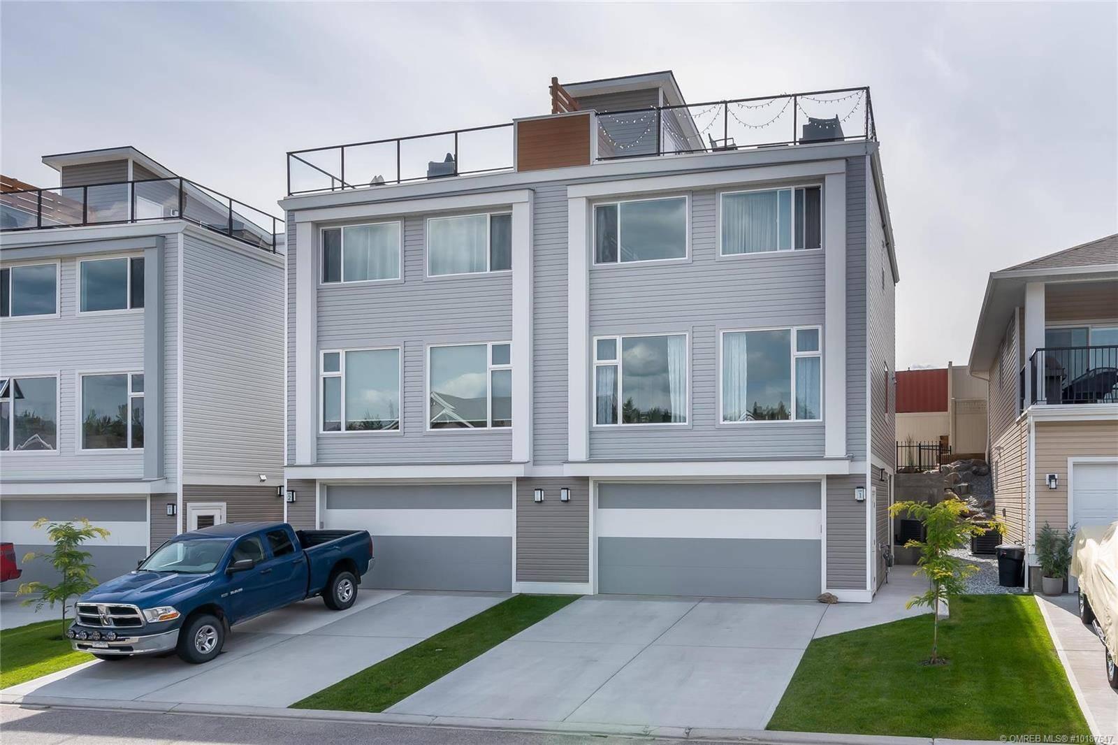 Townhouse for sale at 2059 Elkridge Dr Unit 1 West Kelowna British Columbia - MLS: 10187647