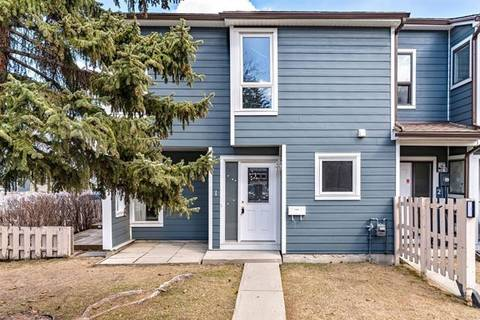 Townhouse for sale at 207 Grier Te Northeast Unit 1 Calgary Alberta - MLS: C4239062