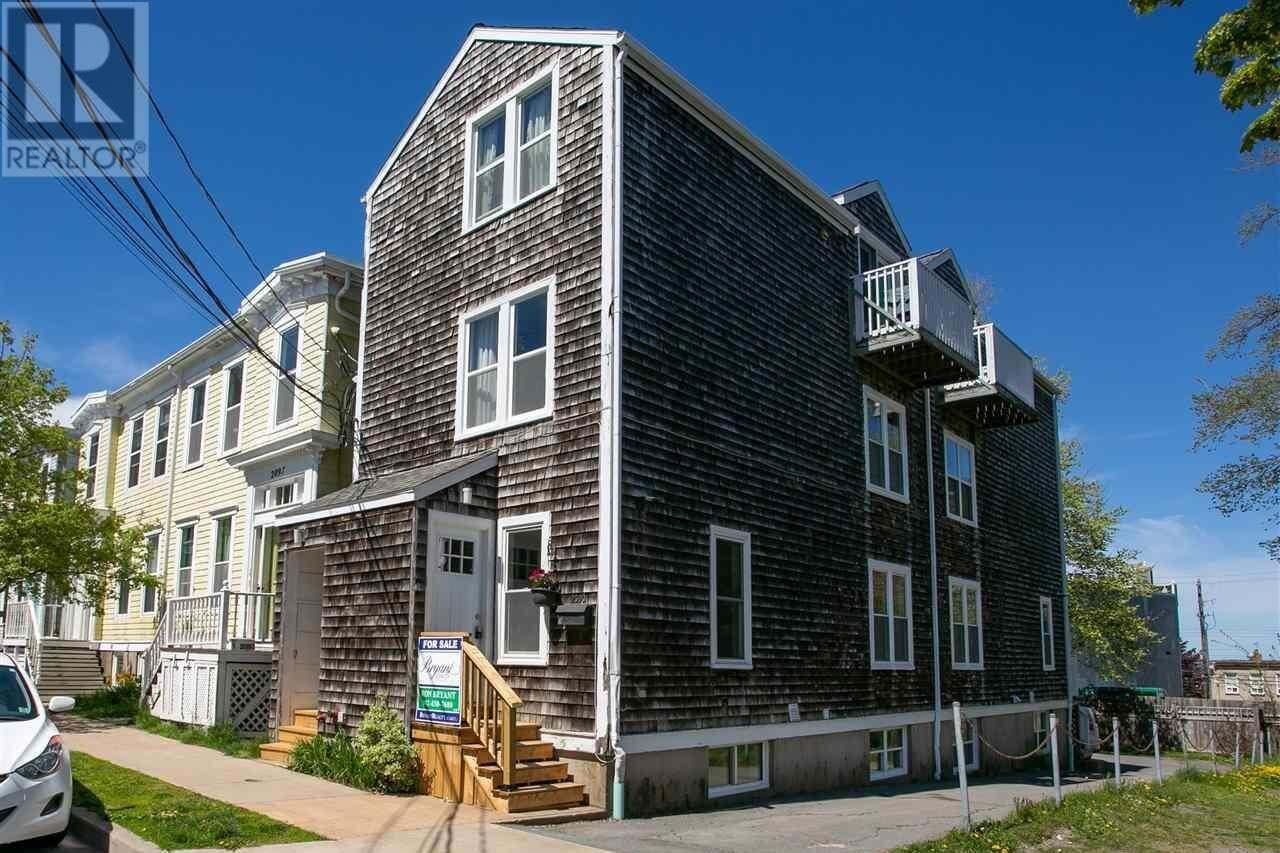 Townhouse for sale at 2093 Creighton St Unit 1 Halifax Nova Scotia - MLS: 202008582