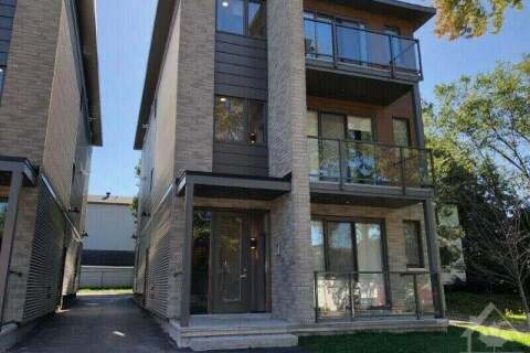 Home for rent at 210 Clare St Unit 1 Ottawa Ontario - MLS: 1205504