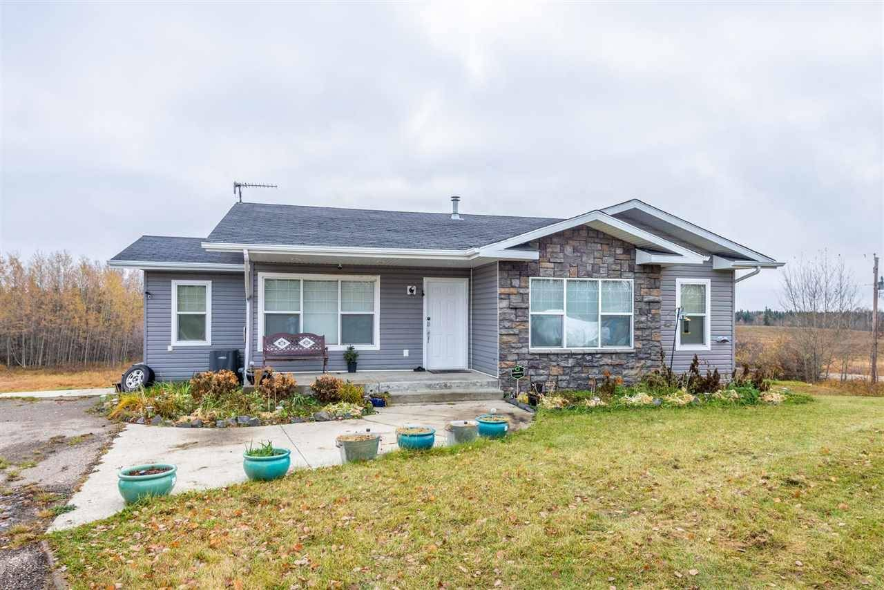 House for sale at 21032 Twp Rd Unit 1 Rural Strathcona County Alberta - MLS: E4177161