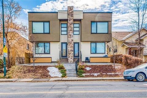 Townhouse for sale at 2109 26 Ave Southwest Unit 1 Calgary Alberta - MLS: C4246244