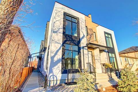 Townhouse for sale at 2116 4 Ave Northwest Unit 1 Calgary Alberta - MLS: C4284682