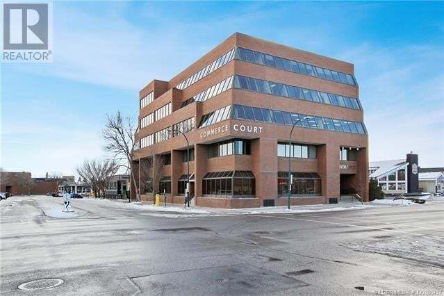 Commercial property for lease at 220 3 Ave South Apartment 1 Lethbridge Alberta - MLS: ld0186437