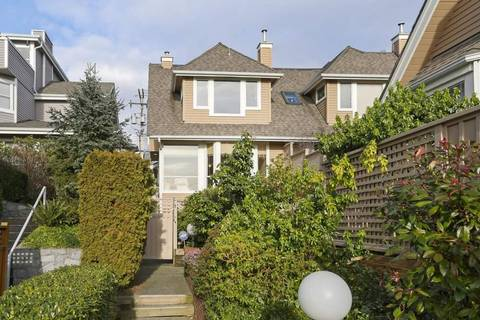 Townhouse for sale at 220 E Keith Rd Unit 1 North Vancouver British Columbia - MLS: R2439322