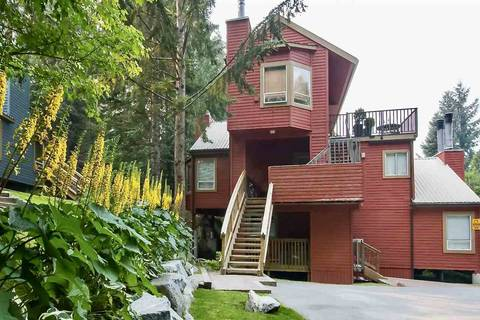 Townhouse for sale at 2243 Sapporo Dr Unit 1 Whistler British Columbia - MLS: R2453719