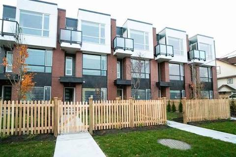 Townhouse for sale at 22711 Westminster Hy Unit 1 Richmond British Columbia - MLS: R2354318