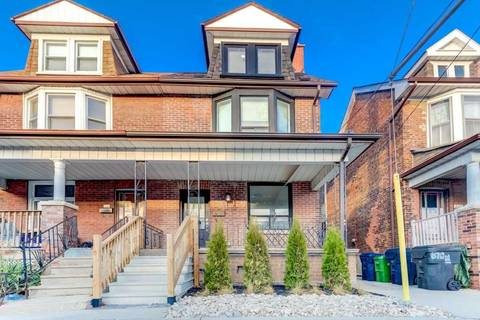 Townhouse for rent at 229 Christie St Unit #1 Toronto Ontario - MLS: C4488807