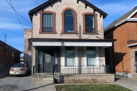 Townhouse for rent at 23 Wood St Unit 1 Hamilton Ontario - MLS: X4446135