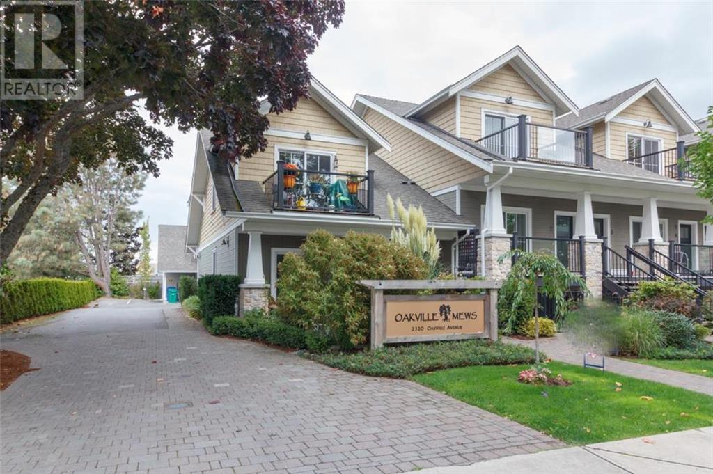 For Sale: 2320 Oakville Avenue, Sidney, BC | 1 Bed, 1 Bath Condo for $435,000. See 20 photos!
