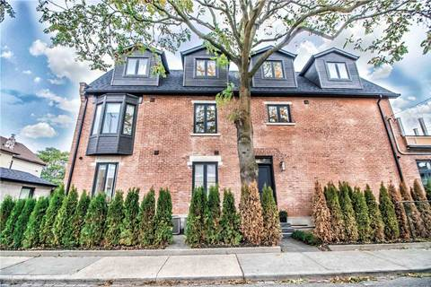 Townhouse for rent at 234 Brock Ave Unit 1 Toronto Ontario - MLS: C4620217