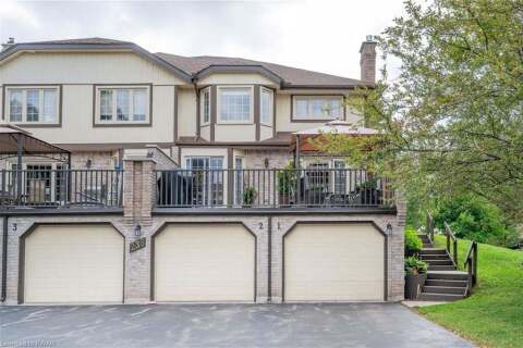 Townhouse for sale at 236 Kingswood Dr Unit 1 Kitchener Ontario - MLS: 40015626