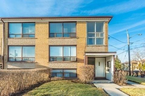 Townhouse for rent at 236 Overbrook Pl Unit 1 Toronto Ontario - MLS: C4447919