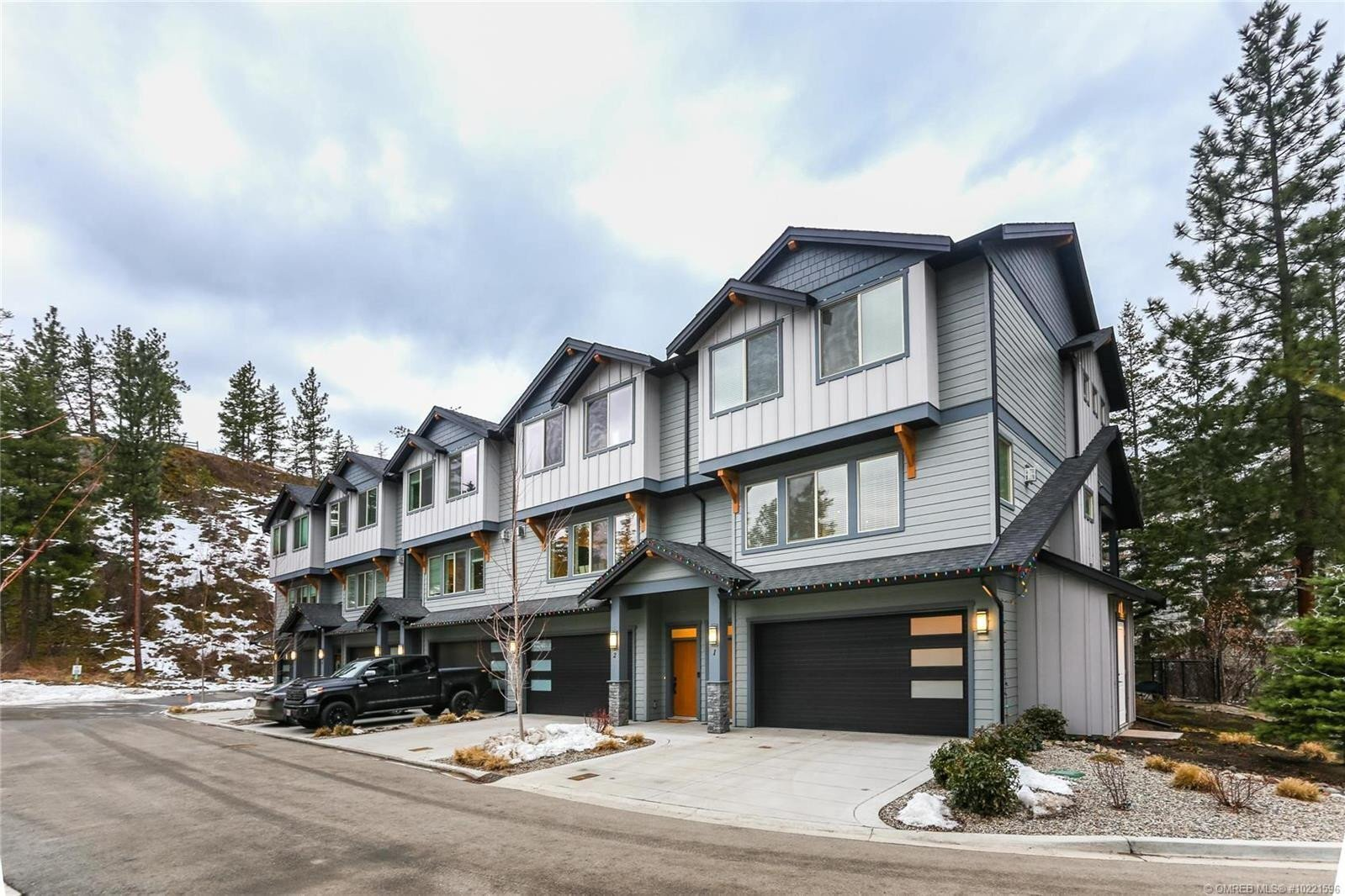 Townhouse for sale at 2405 Tallus Green Cres Unit 1 West Kelowna British Columbia - MLS: 10221596