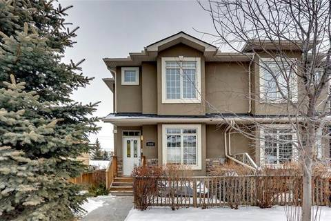 Townhouse for sale at 2406 17a St Southwest Unit 1 Calgary Alberta - MLS: C4282897