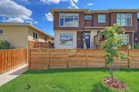 Townhouse for sale at 2406 29 St Southwest Unit 1 Calgary Alberta - MLS: C4253378