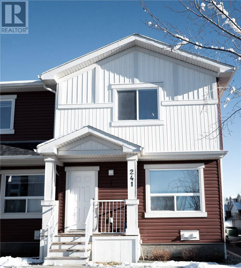 Townhouse for sale at 241 Silkstone Rd W Unit 1 Lethbridge Alberta - MLS: ld0183924
