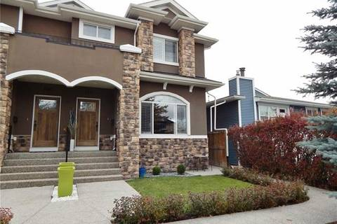 Townhouse for sale at 2413 28 St Southwest Unit 1 Calgary Alberta - MLS: C4272841