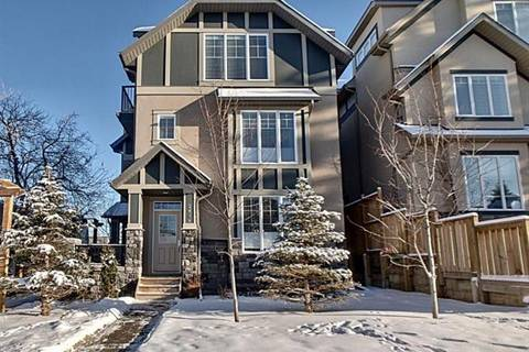 Townhouse for sale at 2416 30 St Southwest Unit 1 Calgary Alberta - MLS: C4291273