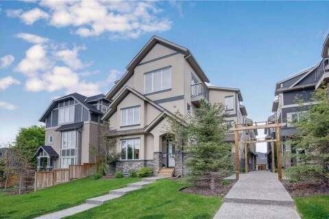 Townhouse for sale at 2420 30 St Southwest Unit 1 Calgary Alberta - MLS: C4303588