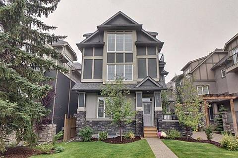 Townhouse for sale at 2428 30 St Southwest Unit 1 Calgary Alberta - MLS: C4281581