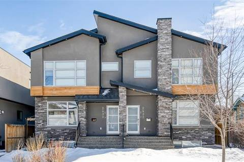 Townhouse for sale at 2432 24a St Southwest Unit 1 Calgary Alberta - MLS: C4291189