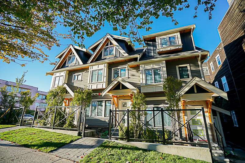 For Sale: 2458 St Catherines Street, Vancouver, BC | 3 Bed, 3 Bath Townhouse for $1,399,000. See 16 photos!