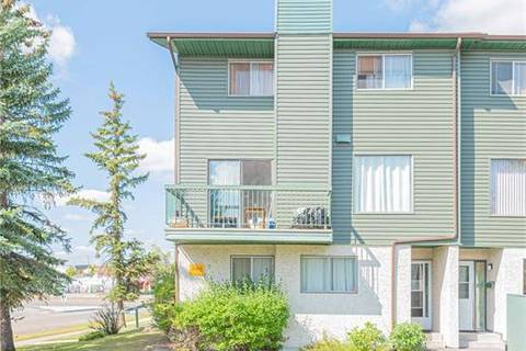 Townhouse for sale at 2511 38 St Northeast Unit 1 Calgary Alberta - MLS: C4264579