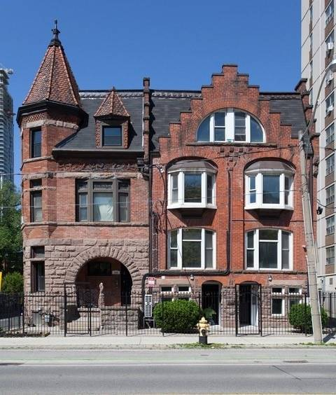 Townhouse for rent at 262 Sherbourne St Unit 1 Toronto Ontario - MLS: C4627029