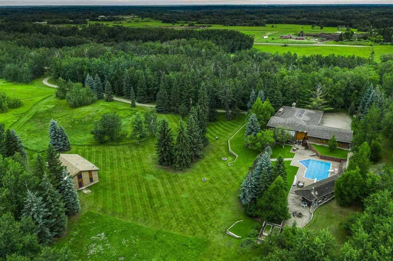 House for sale at 26225 Twp Rd Unit 1 Rural Parkland County Alberta - MLS: E4188791