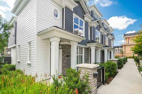 Townhouse for sale at 274 62nd Ave W Unit 1 Vancouver British Columbia - MLS: R2392733