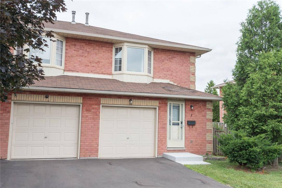 Townhouse for sale at 280 Limeridge Rd E Unit 1 Hamilton Ontario - MLS: H4060364
