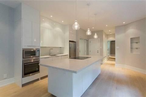 Townhouse for rent at 289 Carlton St Unit 1 Toronto Ontario - MLS: C4630847