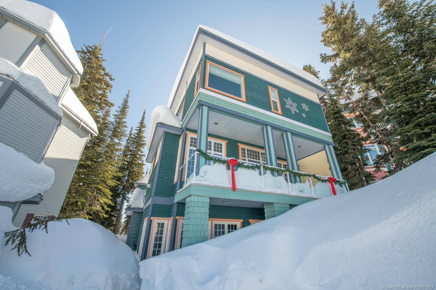 House for sale at 290 Silver Queen Rd Unit 1 Silver Star British Columbia - MLS: 10201253