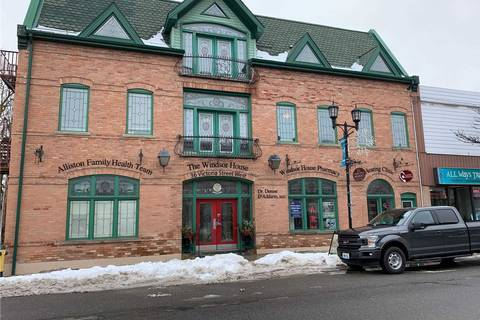 Commercial property for lease at 36 Victoria St Apartment #1 - 2F New Tecumseth Ontario - MLS: N4669805
