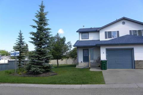 Townhouse for sale at 3 Grove Meadow Dr Unit 1 Spruce Grove Alberta - MLS: E4162909