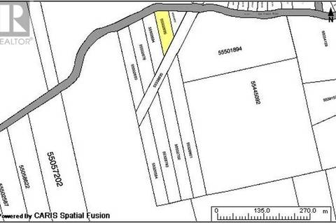Residential property for sale at 3 Lots & Rd Unit 1 Centreville Nova Scotia - MLS: 201913891