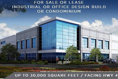 Commercial property for sale at N/A Woodrow Ct Unit 1-3 Whitby Ontario - MLS: E4732360