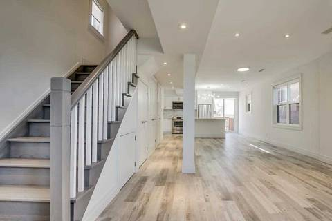 House for rent at 3 Twenty Sixth St Unit 1 Toronto Ontario - MLS: W4446206