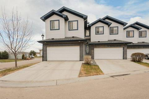 Townhouse for sale at 3003 34 Ave Nw Unit 1 Edmonton Alberta - MLS: E4156027